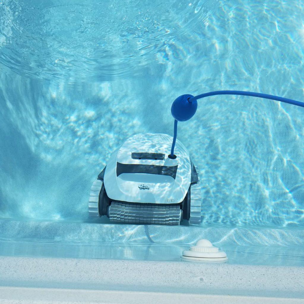 Čištění a údržba bazénů